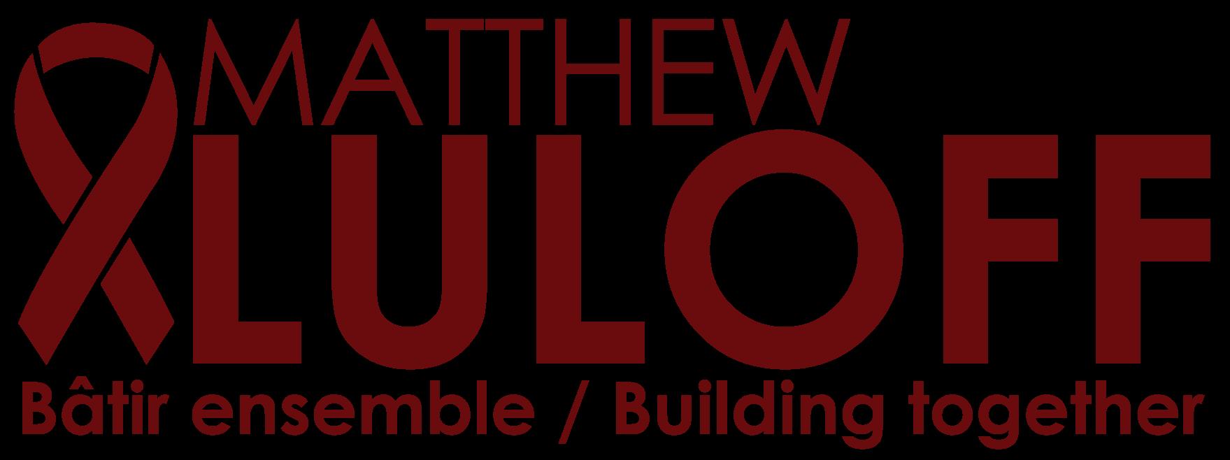 Matthew Luloff