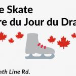 Flag Day Free Skate | Patinage Libre du Jour du drapeau