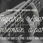 Vidéo: Together, Apart | Ensemble, à part