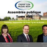 Virtual Town Hall | Assemblée Publique